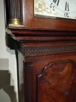 18th Century Mahogany 8 Day Longcase / Grandfather Clock (8 of 8)