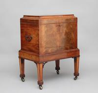 Early 19th Century Mahogany Cellarette