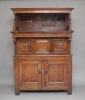 Early 18th Century Oak Tridarn