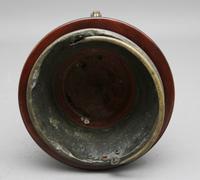 Early 20th Century Mahogany and Brass Jardiniere (4 of 7)