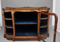 19th Century Burr Walnut Credenza (2 of 20)