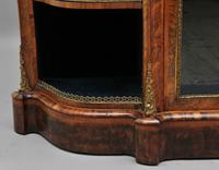 19th Century Burr Walnut Credenza (11 of 20)