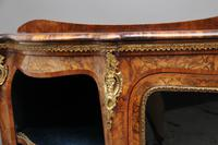19th Century Burr Walnut Credenza (13 of 20)