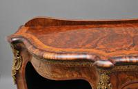 19th Century Burr Walnut Credenza (16 of 20)