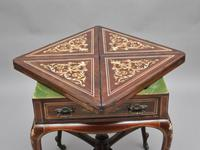 19th Century Inlaid Envelope Table (11 of 16)