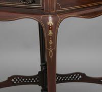19th Century Inlaid Envelope Table (15 of 16)