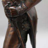 Early 19th Century Bronze Sculpture of Napoleon Bonaparte by Carle Elshoecht (11 of 16)