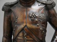 Early 19th Century Bronze Sculpture of Napoleon Bonaparte by Carle Elshoecht (10 of 16)
