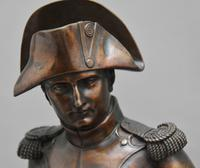 Early 19th Century Bronze Sculpture of Napoleon Bonaparte by Carle Elshoecht (9 of 16)