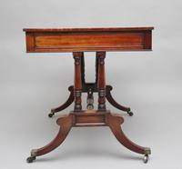 Early 19th Century Mahogany Library Table (7 of 12)