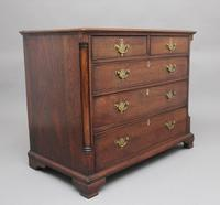 18th Century Oak Chest of Drawers (2 of 10)