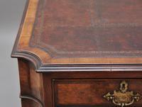 Early 20th Century Burr Walnut Desk (11 of 15)
