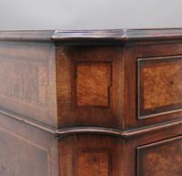Early 20th Century Burr Walnut Desk (13 of 15)