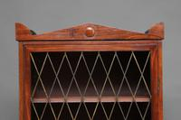 19th Century Mahogany Collectors Cabinet c.1840 (7 of 8)