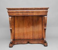 19th Century Continental Walnut Console Table (9 of 10)