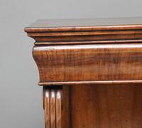 19th Century Continental Walnut Console Table (4 of 10)