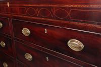 Large 18th Century Mahogany Mule Chest (4 of 10)