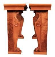 Pair of French Art Deco Console Tables (3 of 16)