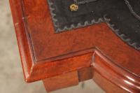 Victorian Burr Walnut Library Table (14 of 15)