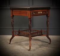 Rosewood Envelope Card / Games Table (2 of 19)