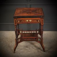 Rosewood Envelope Card / Games Table (3 of 19)
