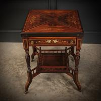 Rosewood Envelope Card / Games Table (4 of 19)
