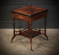 Rosewood Envelope Card / Games Table (5 of 19)