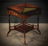 Rosewood Envelope Card / Games Table (6 of 19)