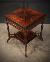 Rosewood Envelope Card / Games Table (10 of 19)