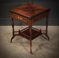 Rosewood Envelope Card / Games Table (12 of 19)