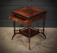 Rosewood Envelope Card / Games Table (17 of 19)