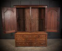 18th Century Oak Housekeepers Cupboard (4 of 14)