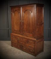 18th Century Oak Housekeepers Cupboard (6 of 14)