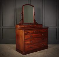 Victorian Mahogany Dressing Chest (2 of 11)