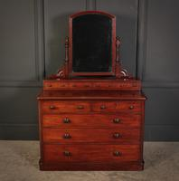 Victorian Mahogany Dressing Chest (3 of 11)