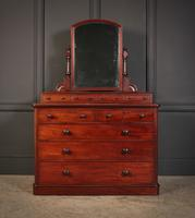 Victorian Mahogany Dressing Chest (4 of 11)