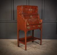 Art Nouveau Oak Bureau (2 of 16)