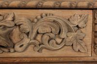 Bleached Oak Side Cabinet c.1880 (8 of 20)