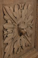 Bleached Oak Side Cabinet c.1880 (12 of 20)