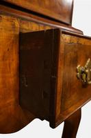 George II Walnut Veneered Chest on Stand (6 of 6)