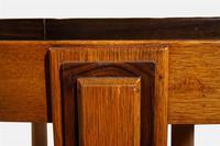 Art Deco Oak Coffee Table (3 of 6)