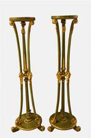 Pair of Early 20th Century Torcheres
