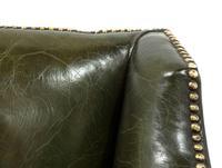 George III Leather Sofa (4 of 5)