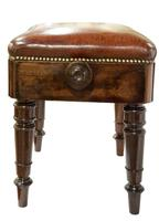19th Century Rosewood Rise & Fall Stool (2 of 6)