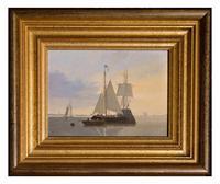 Robert Moore - Sailing Boats