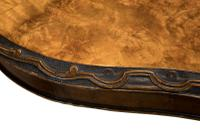 Exceptional Burr Walnut Loo Table c.1860 (7 of 8)