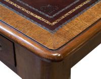 Mahogany Partners Writing Table / Desk (10 of 10)