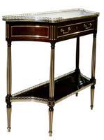 Fine Directoire Style Console Desserte c.1860