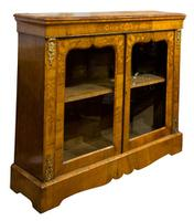 Superb Pair of English Pier Cabinets (9 of 9)