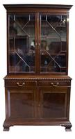 Mahogany Bookcase by Holland & Sons c.1890 (3 of 9)
